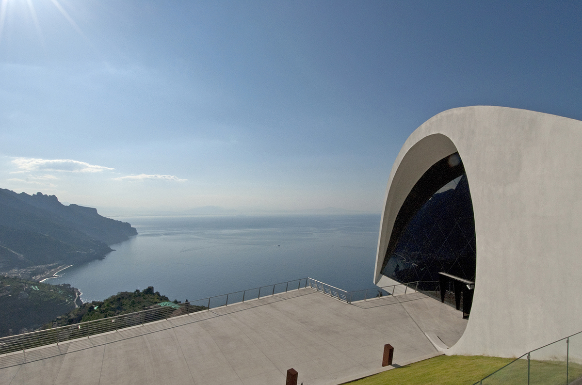 Auditorium Oscar Niemeyer